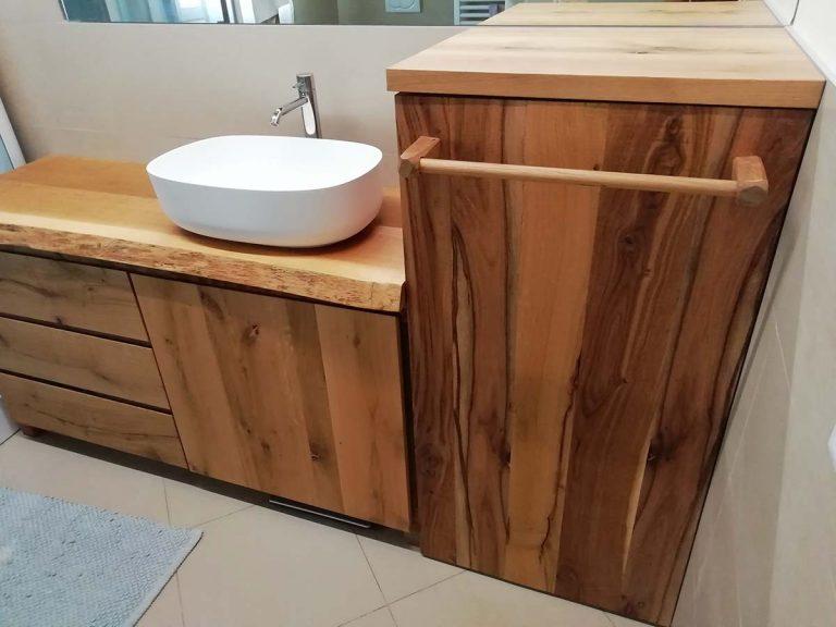 Falegnameria la Piave bagno